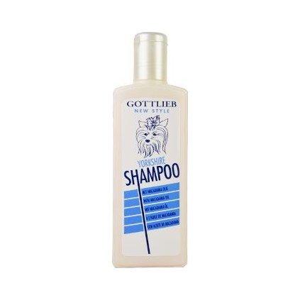 Gottlieb šampon Yorkshire s makadamovým olejem 300ml