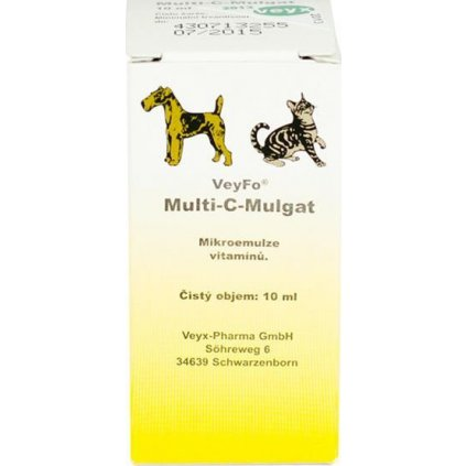 Multi-C-Mulgat sol 10ml