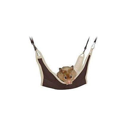 Odpočívadlo/závěs pro křečka,myš 18x18cm TR 1ks