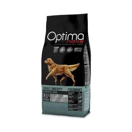 Optima Nova Dog Obesity 12kg