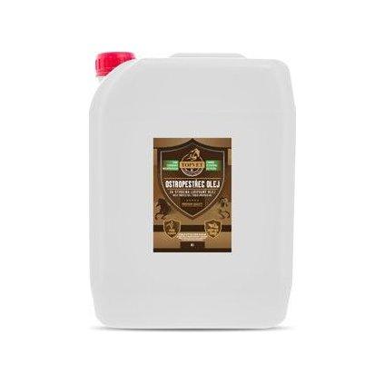 Ostropestřec olej pro koně 10l