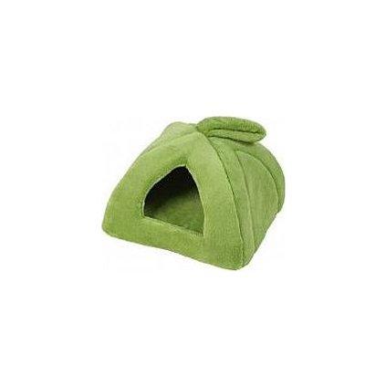 Pelech domek Iglů velký 45x45cm A23 Zelená 1ks