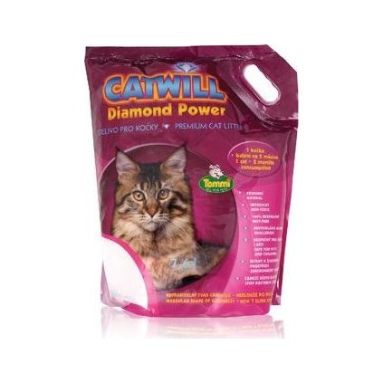 Podestýlka Catwill Multi Cat pack 3,3kg (pův.7,6l)
