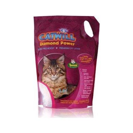 Podestýlka Catwill One Cat pack 1,6kg (pův.3,8l)
