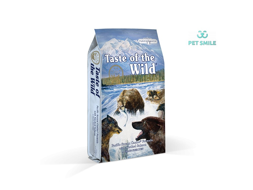 Taste of the Wild Pacific Stream Canine - 12,2kg
