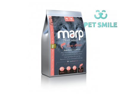 Marp Natural Clear Water lososové - 2kg