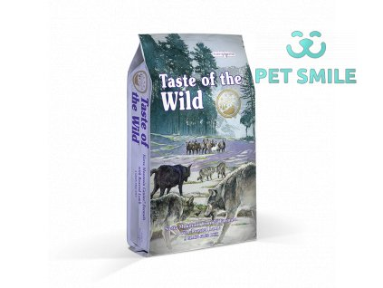 Taste of the Wild Sierra Mtn. Canine - 2 kg