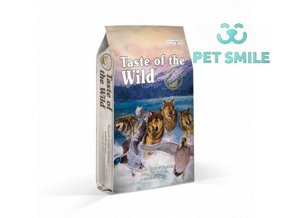 Taste of the Wild Wetlands Canine - 5,6kg