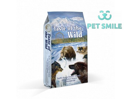 Taste of the Wild Pacific Stream Canine - 5,6kg