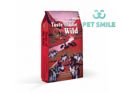 Taste of the Wild Southwest Canyon Canine - 5,6kg