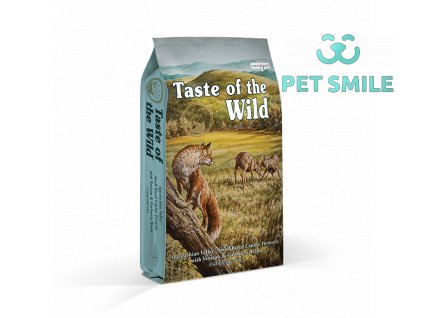 Taste of the Wild Appalachian Valley - 5,6kg
