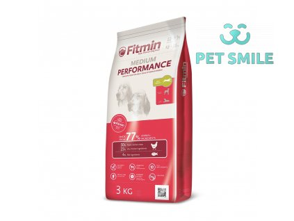Fitmin dog medium performance - 3 kg