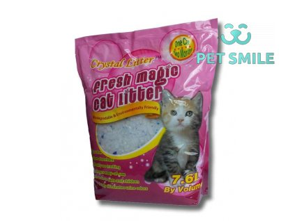 Crystal Cat litter - 7,6 litru