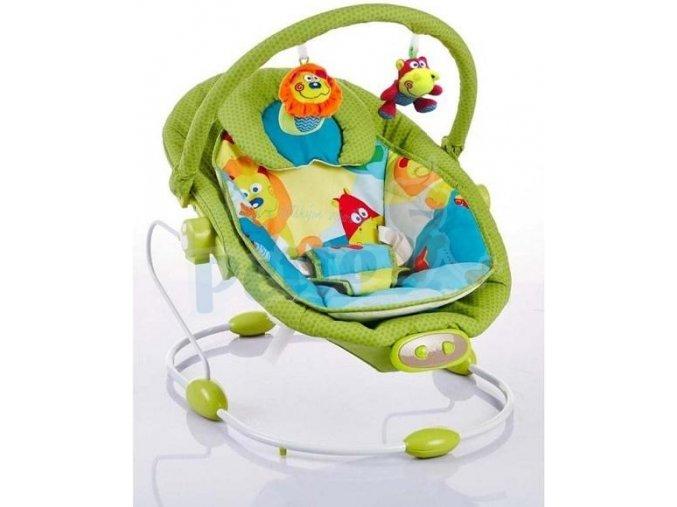 Baby Mix Lehátko zelené