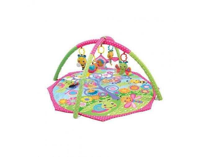 Playgro Hrací deka Motýl