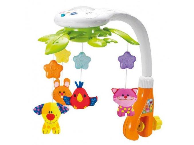 smily play zabawka interaktywna muzyczna karuzela z projektorem 6013019