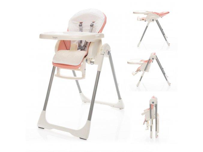 ZOPA Dětská židlička Ivolia