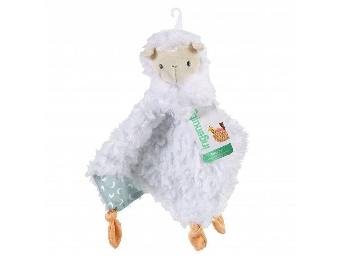Ingenuity Dečka mazlící s hlavou Sheppy™ ovečka 0m+