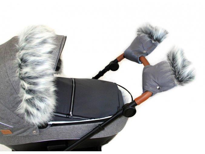 rukavice luxury soft koc. sede2