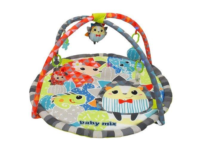 64049 babymix hraci podlozka jezek