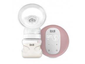 lovi dvoufazova elektricka odsavacka materskeho mleka prolactis 3d soft (5)