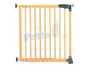 Reer zábrana Basic Active-Lock dřevěná Twinfix