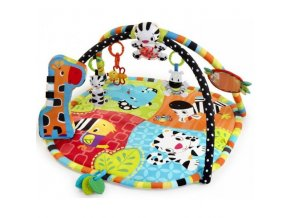 Bright starts deka Spots&Stripes SAFARI™ 0M+