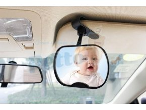 Petite&Mars Zrcátko do auta Oskar