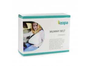 ZOPA Těhotenský pás do auta Mummy belt, Black