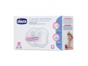 CHICCO Tampóny antibakteriální 60 ks