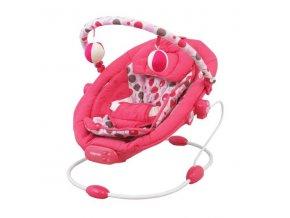 detske lehatko baby mix pink