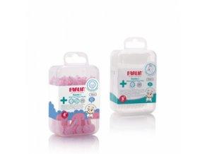 Farlin dentální nit na plastovém párátku 40 ks