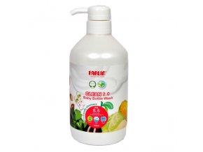 Farlin Clean 2.0 - Antibakteriální čistící prostředek s dávkovačem 700ml