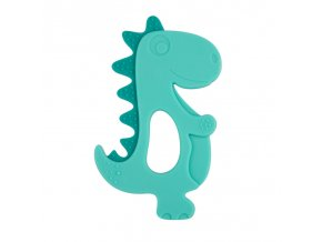 canpol babies silikonove kousatko dinosaurus