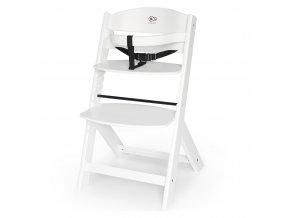 Kinderkraft Enock White Jídelní židle
