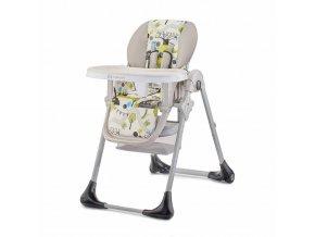Kinderkraft YUMMY UP jídelní židlička