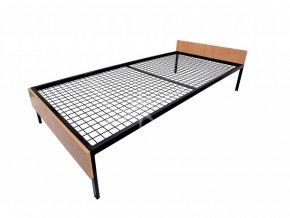 95 pevna ocelova postel 80 cm perfecttech brno