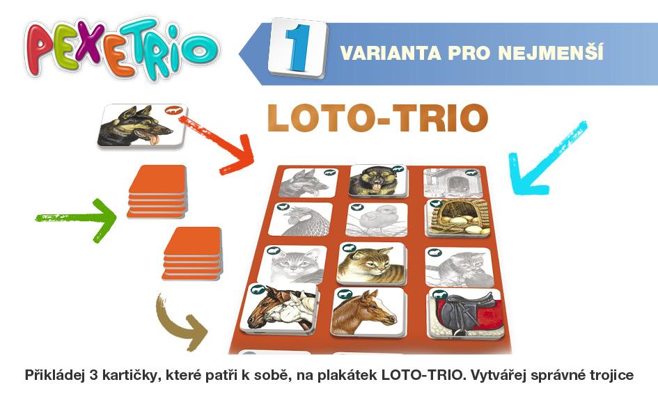 Loto Trio