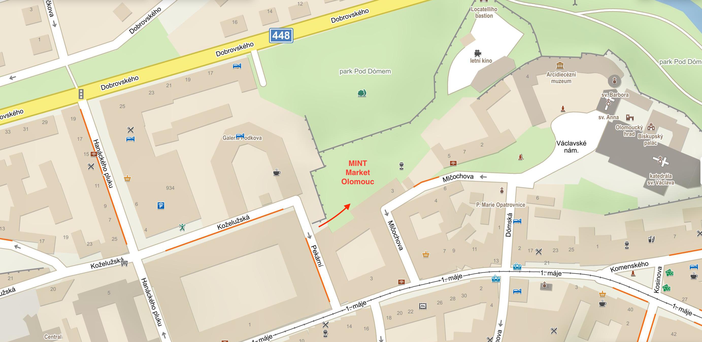 Olomouc_4_Mapa