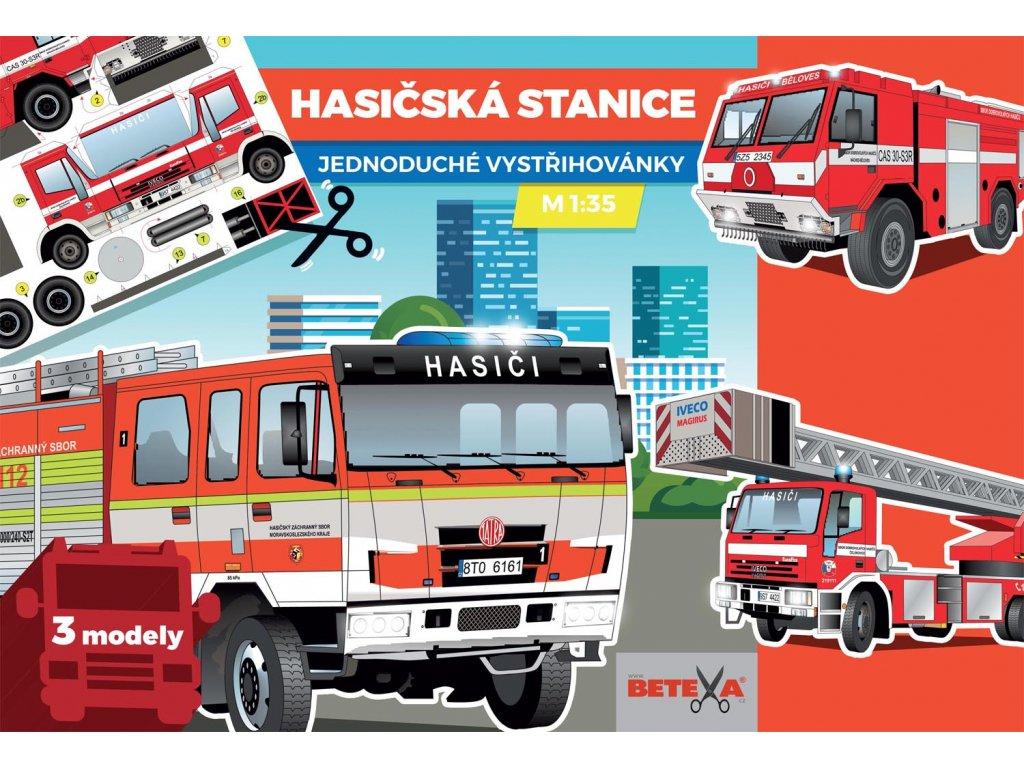 BET 287 Hasicska stanice1 m