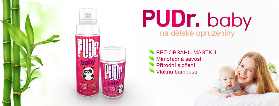 PUDR. BABY 30G