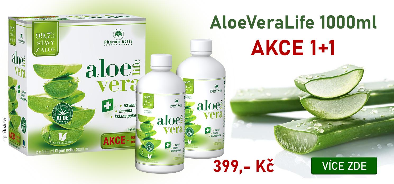 AloeVeraLife 1000 ml 1+1