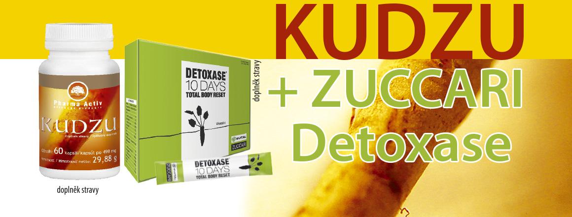 Kudzu + Detoxase