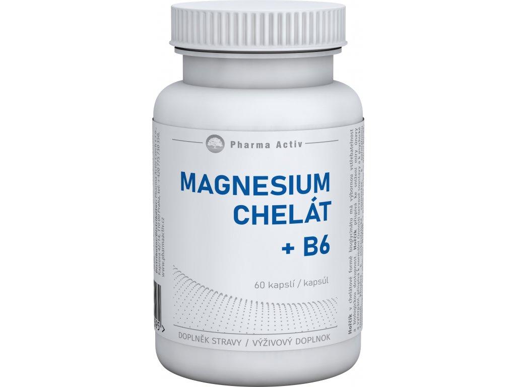 magnesium 365mg 60kapsli