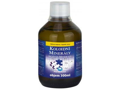 Koloidní minerály 300 ml