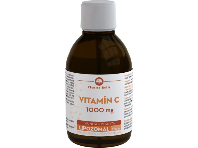LIPOZOMAL Vitamín C 1000mg 250ml