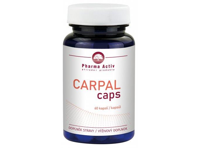 Carpal caps 60cps