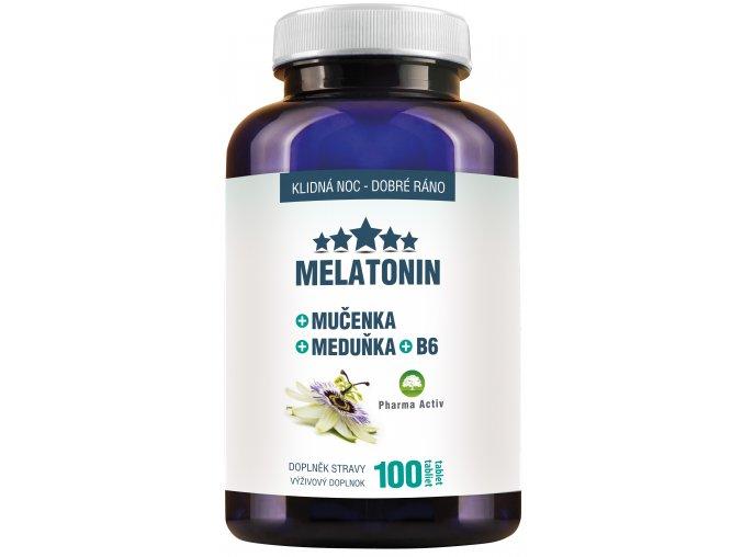 melatonin MMB6 premium wiz2