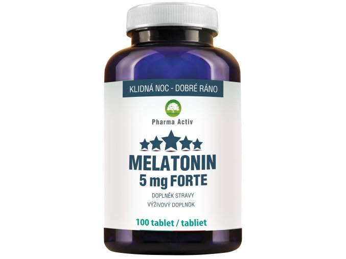 melatonin 5mg 05 2019