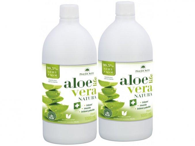 AloeVeraLife NATURA 1000 ml SET 1+1